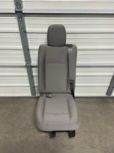 2011-2018 Nissan NV van 1 passenger seat Gray cloth