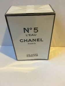 CHANEL No5 L'EAU On Hand Cream 1.7oz(50ml)new&limited edition