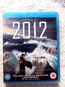 74534 Blu-ray - 2012 [NEW / SEALED]  2010  SBR60620SY1