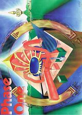 PHASE ONE Rave Flyer Flyers A4 20/5/95 Thame Sports & Arts Centre Oxon
