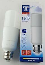 BOLLARD LED TUNGRAM 12W LED ES 6500K 12 WATT E27 STICK LAMPS 1150lm DAYLIGHT