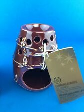 The Body Shop - CLIMBING BERRIES oil burner Incense Gift Home New In Box