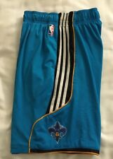Men NBA Adidas Charlotte Hornets Basketball Shorts S