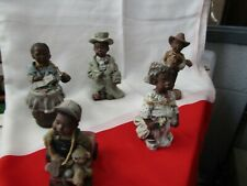 """Lot of 5, """"Sarah's Attic"""" Limited Edition Figures. D226"""