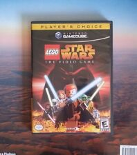 LEGO STAR WARS The Video Game NINTENDO GameCube Game Cube Vintage Game