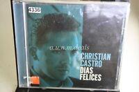 Christian Castro - Dias Felices, 2005 ,Music CD (NEW)