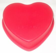 Mini Silicone Cake Mould & Arts & Craft  Heart Shape