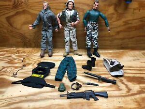 GI Joe figurine Accessoire 1987 Avalanche Plasma rifle gun