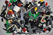 500 NEW LEGO PIECES BLOCKS BRICKS PARTS BULK LOT DC/MARVEL SUPERHEROES LOT N746