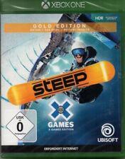 Steep X Games Gold Edition - XBOX ONE - deutsch - Neu / OVP