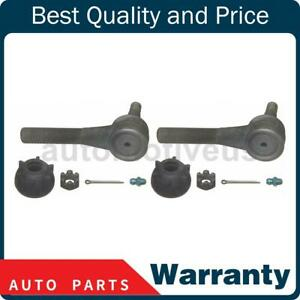 Outer Steering Tie Rod End 2 X MOOG Chassis Products For AMC 1964-1983