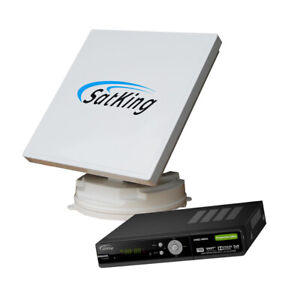 Satking PROMAX Automatic Satellite System with Satking 980 VAST- Free Shipping