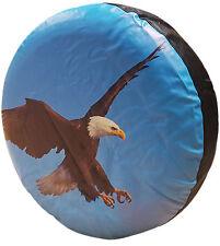 4X4 PNEUMATICO COPERTURA AQUILA DI MARE Bird PNEUMATICO RUOTA DI SCORTA COVER Suzuki Freelander