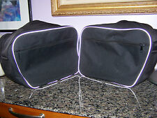 RIGHT AND LEFT BMW K1600 GTL BAGS EXPANDABLE LUGGAGE