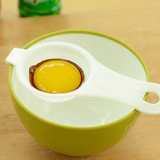 Plastic Mini Hand-Held Egg Yolk White Separator Kitchen Gadget Cooking