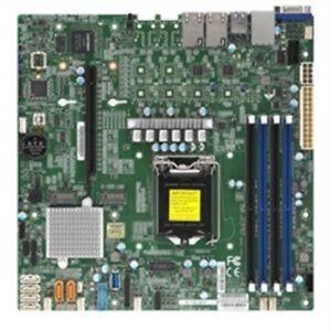 Supermicro MBD-X11SCM-F-B Motherboard Core i3 LGA1151 C246 PCI Express SATA