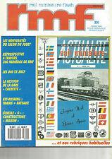 """RMF N° 300 040 TX SNCF/GESTION DE LA GARE """"CACHETTE""""/KIT-BASHING  TRAINS+BATEAUX"""