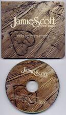 JAMIE SCOTT & THE TOWN Park Bench Theories UK 12-trk promo CD PARKBENCH1