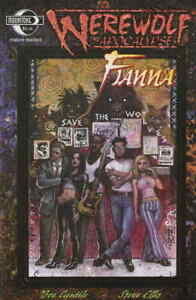 Werewolf: The Apocalypse: Fianna #1 VF; Moonstone | save on shipping - details i