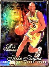 Kobe Bryant RC 1996-97 Flair Showcase Row 1 Seat 31 Rookie Card GEM?Lakers RC