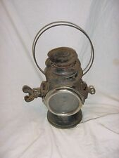 RAYO DRIVING LAMP Lantern With Mount Coach Train Carriage Rat Rod BUGGY CARRIAGE