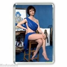 RETRO TV NOSTALGIA -  Gerry Andersons UFO Gabrielle Drake  - JUMBO FRIDGE MAGNET