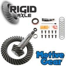 "4.56 Motive Performance Ring Pinion Gear Set Install Kit GM Chevy 8.25"" IFS 4x4"