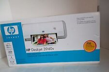 HP Deskjet 3940v Digital Photo Inkjet Printer USB 16ppm 1200dpi LIDIL C9050B NEW