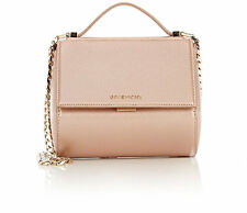 New GIVENCHY Pandora Box Metallic Light Pink Crossbody bag $2250
