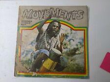 Ras Michael And The Sons Of Negus-Movements Vinyl LP 1978