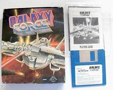 GALAXY FORCE (Activision / Sega) Jeu / Complete Game Commodore AMIGA computer