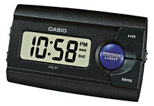 Casio Uhr Wake up Timer Wecker PQ-31-1EF Reisewecker