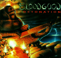 "Bloodgood - Detonation [12"" VINYL RECORD LP] 1987 Frontline Records ** NEW **"