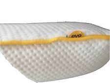 Eve Sleep USED Memory Foam, Medium Firm, Breathable Pillow, 42 x 66cm White