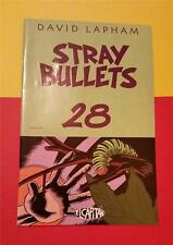 STRAY BULLETS COMIC by DAVID LAPHAM No 28 DEC 2002 * THE PRIZE - CATAPILLAR