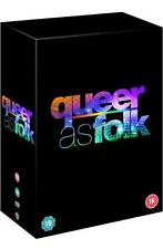 Queer As Folk USA Complete Seasons 1-5 New DVD Box Set