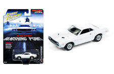 2017 Johnny Lightning *VANISHING POINT* White 1970 Dodge Challenger *HOLLYWOOD*