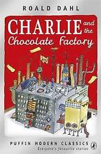 Charlie and the Chocolate Factory (Puffin Modern Classics), Dahl, Roald, New Boo