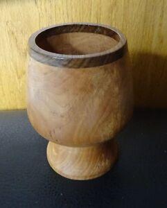 Handmade Wooden Candle Holder