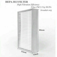 BROAD Electrical Airpro Respirator Mask HEPA 13 Replacement Filter
