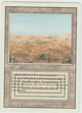 Edición revisada Magic el encuentro Scrubland Magic Duel Land