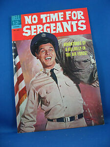 NO TIME FOR SERGEANTS 1 NM  Photo Cover 1965