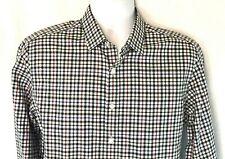 UNTUCKIT Men's long sleeve shirt,  Medium, wrinkle free, slim fit