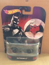 HOT WHEELS Retro - Batman - Batmobile - Combined Postage