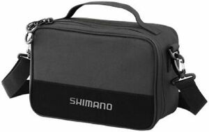 SHIMANO Reel Pouch Black Large