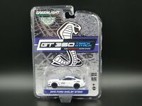 2019 GREENLIGHT 2016 FORD SHELBY GT350 TRACK ATTACK FORD RACING SCHOOL 1:64 SCAL