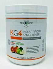 NewULife New U Life Ketone Drink Mix KETOGEN4 Citrus Orchard KG4 Keto Ketosis