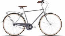 Biciclette ibrida in acciaio per uomo