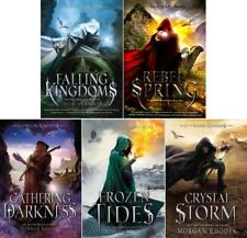 FALLING KINGDOMS Young Adult Fantasy Series by Morgan Rhodes PAPERBACK Set 1-5
