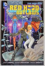 Esz2356 Dc Comics Redhood and the Outlaws Volume Two The Starfire Tpb Gn (2013)@